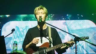 숀,SHAUN- Way Back Home (live)(fan cam)