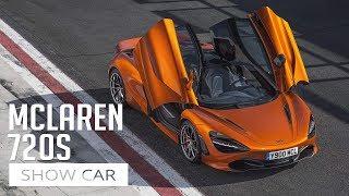 SHOW CAR - McLaren 720S