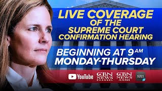 DAY 1 — Amy Coney Barrett Supreme Court Confirmation Hearing (FULL)