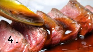 I Try To Make Perfect Steak Sauce... (Demi-Glace) by Alex French Guy Cooking