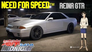 Need For Speed Wangan Midnight Reina GTR