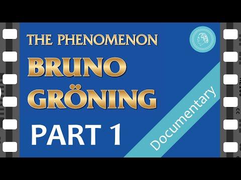 , title : 'The PHENOMENON BRUNO GROENING – documentary film – PART 1'