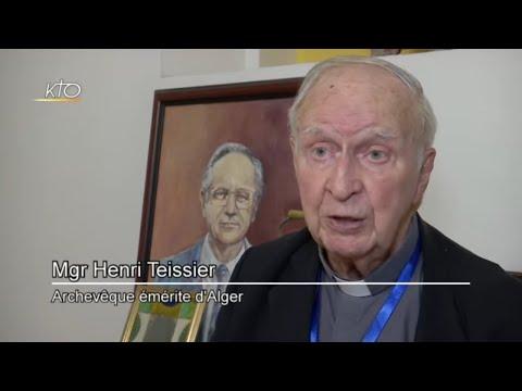Mgr Teissier : l'artisan de la béatification des martyrs d'Algérie