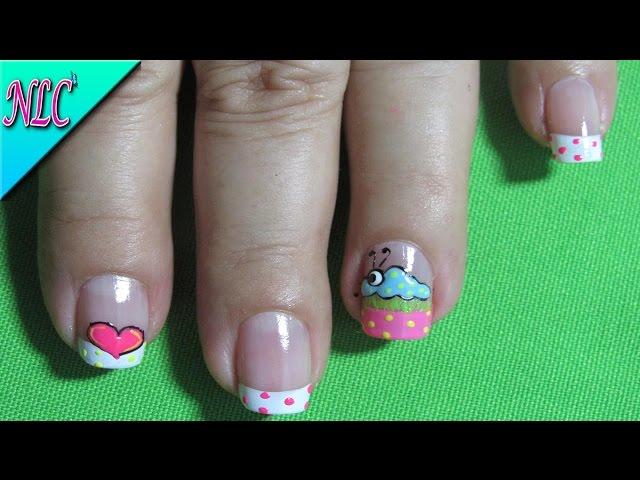 Asombroso Diseños De Uñas Imagen Para Adolescentes Galería - Ideas ...
