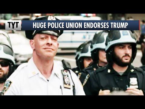 NYPD Union Endorses Trump