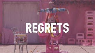 Ayelle, Akacia, Bb   Regrets (Lyrics)