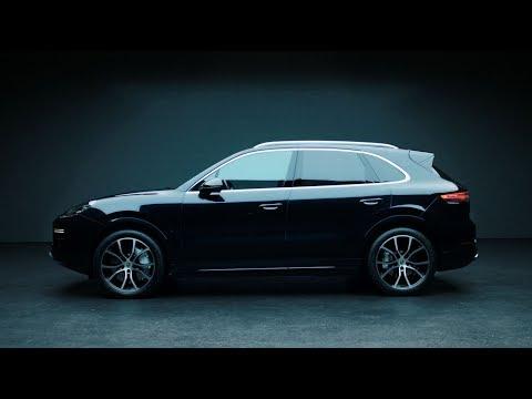 Porsche  Cayenne  Паркетник класса J - рекламное видео 3