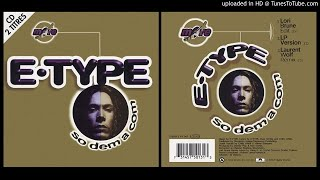 E-Type ‎– So Dem A Com (Lori Brune Edit ‎– 1996)