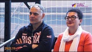 Сочи посетил главный тренер сборной России по дзюдо