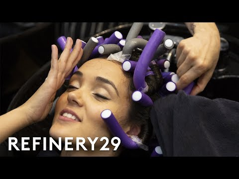 I Got A Perm For The First Time | Hair Me Out | Refinery29