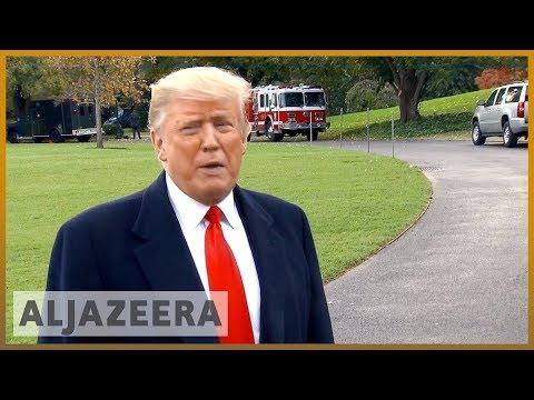 🇺🇸 🇸🇦 Khashoggi case: Trump pressed to take action against Saudi Arabia | Al Jazeera English
