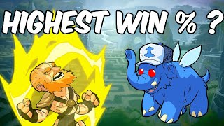 Best Legends for Beginners in Brawlhalla