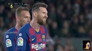 Barcelona vs Celta Vigo (4-1) Highlights & Goals Resumen & Goles 2019