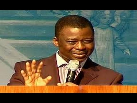 DR D K  OLUKOYA   Where is Your God  (Singles Message)
