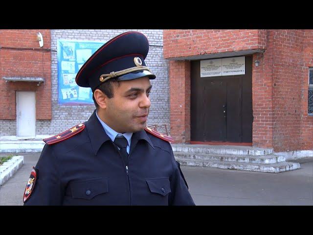 Полицейский из Ангарска стал лучшим в регионе
