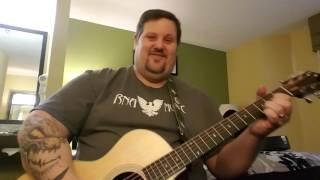 Sleeping Dogs By Zakk Wylde Guitar Lesson