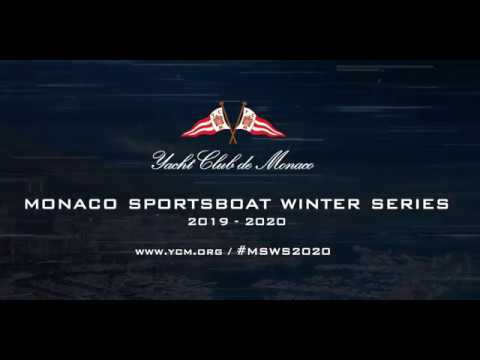 Monaco Sportsboat Winter Series - Teaser 2020