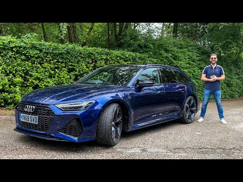 NEW Audi RS6 Launch Edition - Time To Buy My Next Daily Driver!