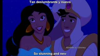 """""""A Whole New World"""" Latin Spanish with S&T"""