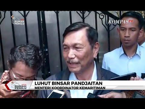 Luhut Binsar: Pertemuan Jokowi-Prabowo Akan Dijadwalkan Ulang