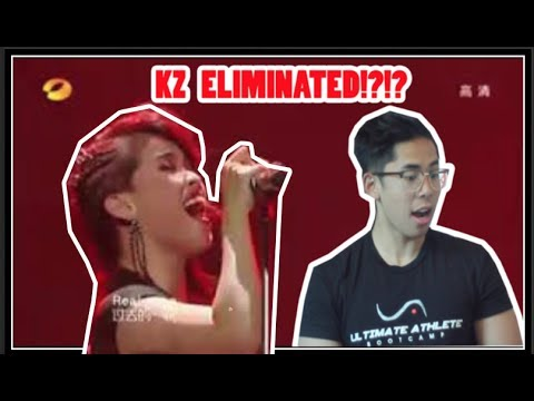 KZ Tandingan Sings Real Gone In Singer 2018 Episode 8 [FULL]  REACTION! WILL SHE WIN OR LOSE?