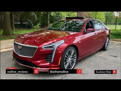 External Review Video ZNvGAZE5Fiw for Cadillac CT6 Sedan