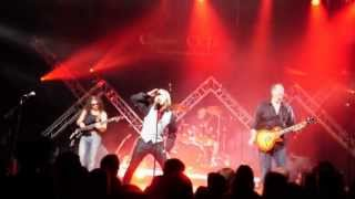 Barren Cross - Close To The Edge Live @ Elements Of Rock 2012 Swizerland