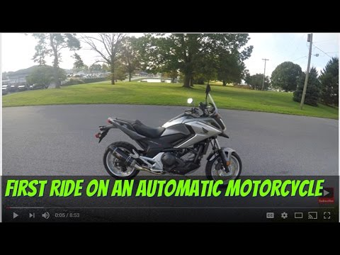Top 10 Automatic Motorcycles That Aren't Scooters 2018  Top