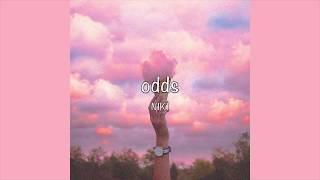 / odds - NIKI (Lyrics) /