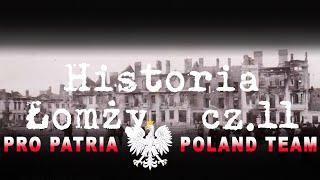 Historia Łomży. 11. Wybuch II wojny światowej i okupacja sowiecka