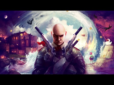 """Hitman 2: The Rise of Agent 47"" A comedic video-game video, and also a masterwork of cinematography."