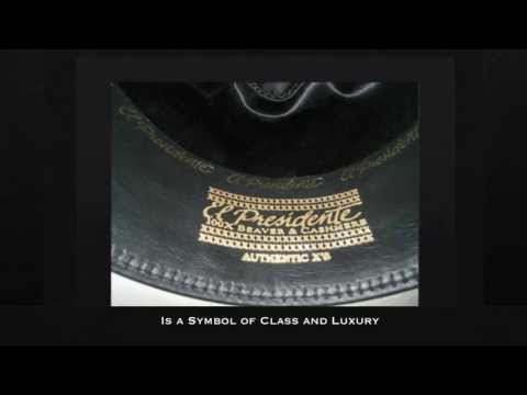 100X Stetson El Presidente Hat – Rodeo Western Wear