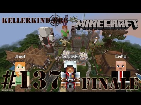 Kellerkind Minecraft SMP #137 – Abgang mit Knall [Finale Season 1] ★ Let's Play Minecraft [HD|60FPS]