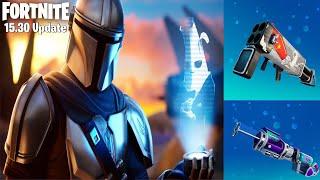 Fortnite New 15.30 Update + 2 New Exotics! (Fortnite New Update)