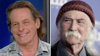 <b>Ted Nugent</b> David Crosby Can Kiss My A