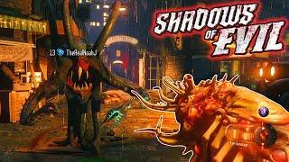 black ops 3 zombies shadows of evil easter egg speedrun - TH