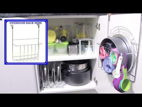 Kitchen Organisation Ideas | Kitchen Storage Ideas | Kitchen Tips | Yummieliciouz Food Recipes