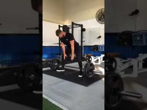 Paused Sumo Deadlift