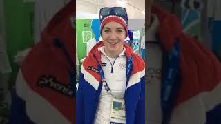 Q & A's with Norwegian Olympian Ida Njåtun