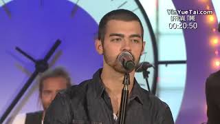 Jonas Brothers - First Time (Live Acoustic)