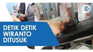 Beredar Video Wiranto Ditusuk Orang Tak Dikenal di Pandeglang, Begini Penjelasan Polisi