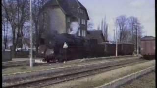 preview picture of video 'PKP Ty 3 2 Slawa Slaska 1993'