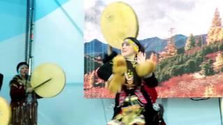 Ансамбль Энер - танцы с бубном