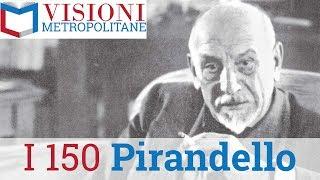 I 150 anni di Luigi Pirandello, con Sarah Zappulla Muscarà