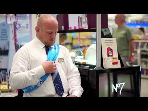 Dan Cole's substitution to Boots in our NHSBT's #BleedForEngland campaign