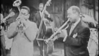 Dizzy Gillespie & Louis Armstrong - Umbrella Man