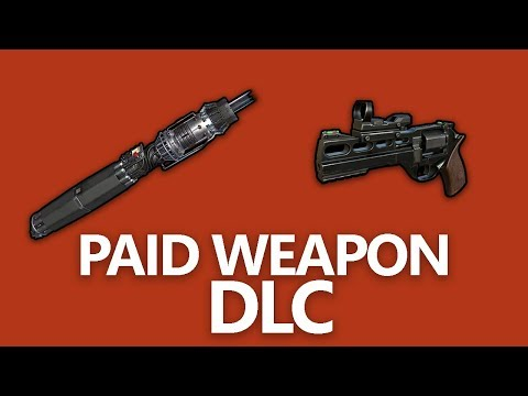 [Killing Floor 2] Discussing Paid Weapon DLC