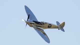 video: Silver Spitfire pilot log week six: Stranded in Russia