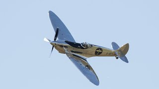 video: Silver Spitfire pilot log week five: Stranded in Russia