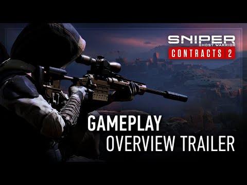 Gameplay Overview Trailer (2021) de Sniper Ghost Warrior Contracts 2